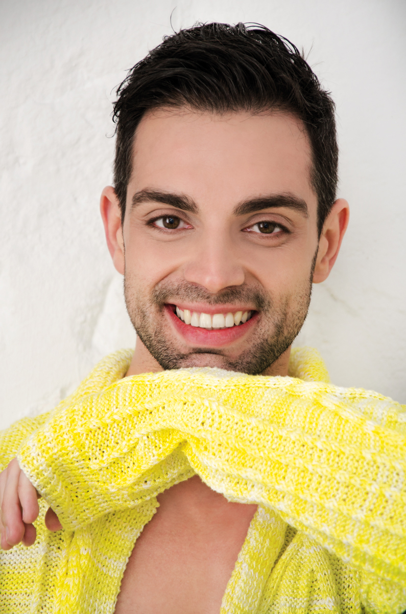 Christian Escuredo, actor
