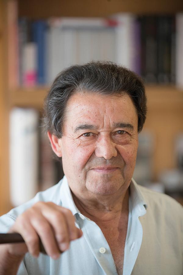 Xesús Couceiro, fundador del la Libraria Couceiro