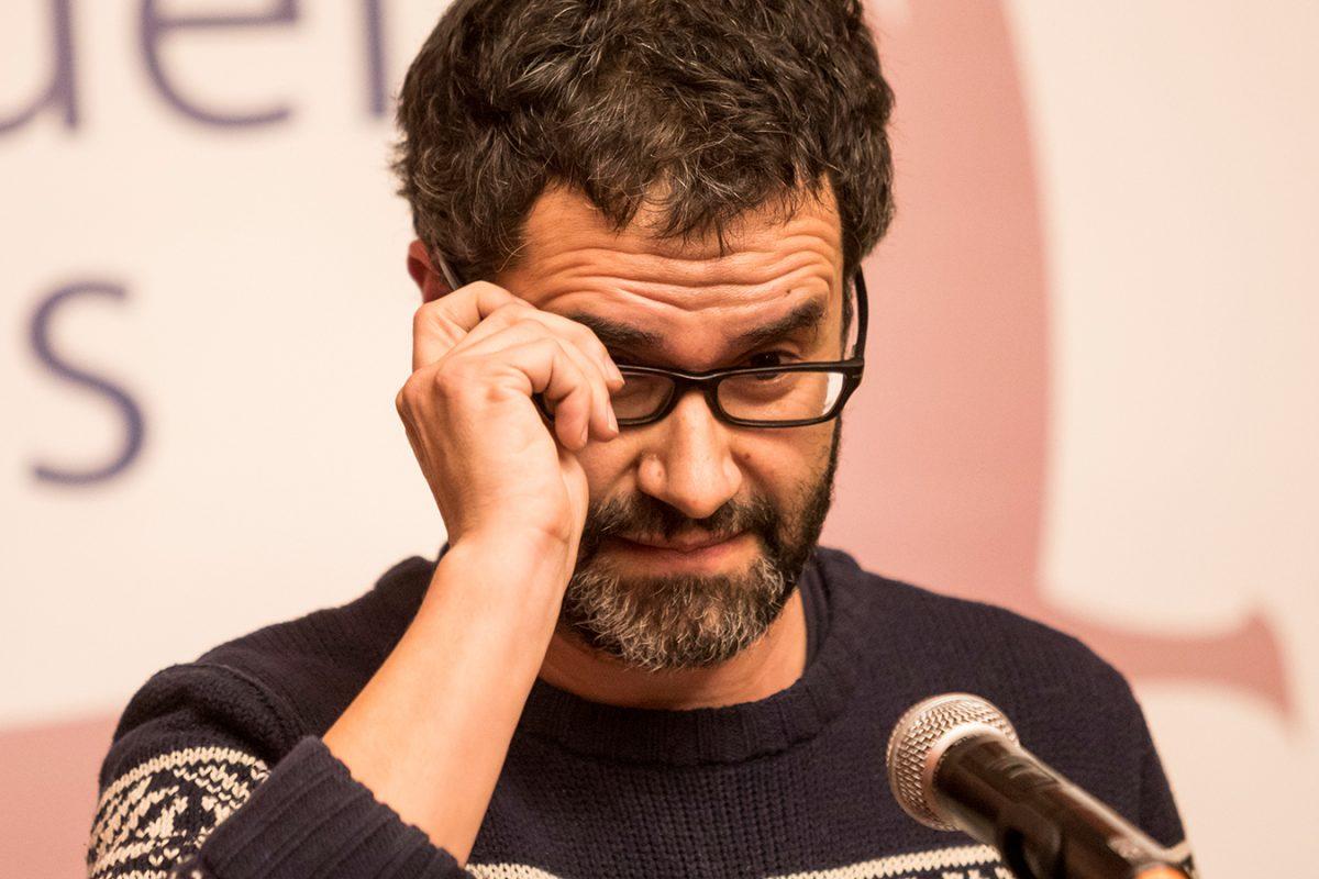 xose ramon pichel, imaxin, premios Manuel Beiras 18