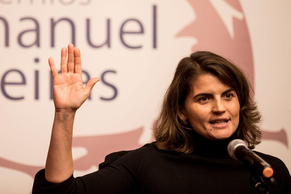Xema Varela, nanube, premios Manuel Beiras 18