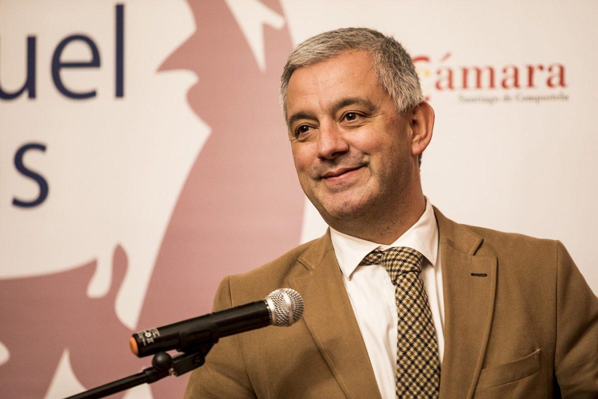 valentin garcia, secretario xeral de politica linguistica, premios manuel beiras 18