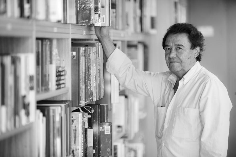 Xesús Couceiro, fundador del la Libraria Couceiro 24/07/18