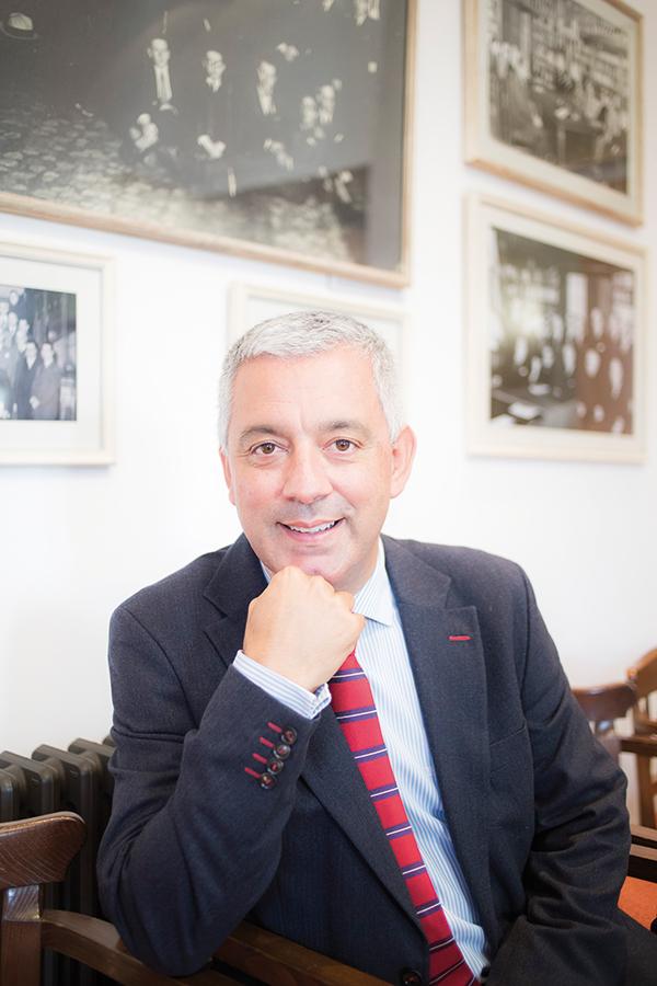 Valentin Garcia, Secretario Xeral de Politica Linguistica