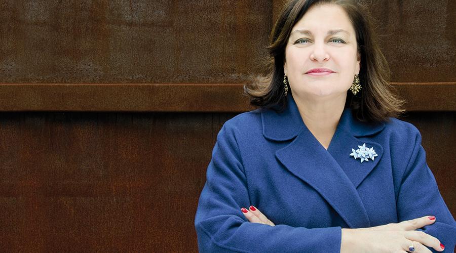 Cecilia Pereira, comisaria do Xacobeo 21